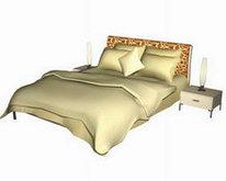 床3D模型5
