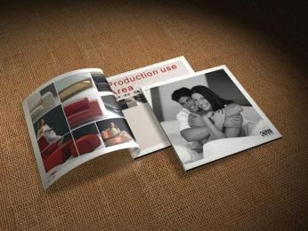 家具品牌推广画册设计欣赏