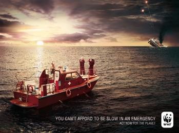WWF世界自然基金会公益广告欣赏