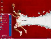 NBA火箭队麦格雷迪(麦蒂)