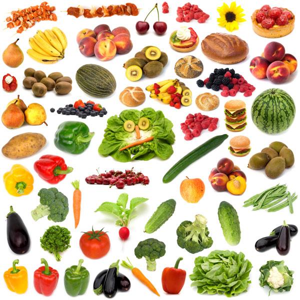 蔬果大全高清图片 饮用食品