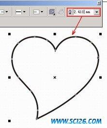 用CorelDraw绘制卡通小老鼠