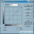 ps色彩调整:曲线/亮度/对比度(1)