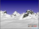 怎样用3DMAX打造雪景