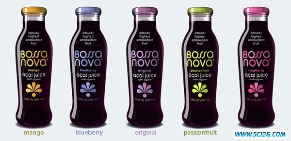 国外瓶包装设计欣赏