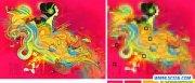 配色知识初学者必读(5)色彩的性质