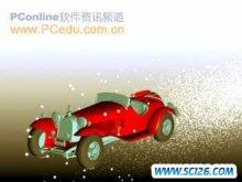 3DS Max 7.0 PF Source粒子全攻略(9):汽车溅起的水花