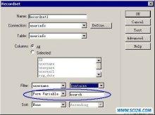 Ultradev实例教程:6 Ultradev使用心得