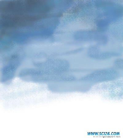 Fireworks绘制水粉画(图三)