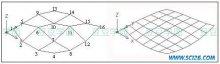 AutoCAD 2007 入門教程-繪制三維網格