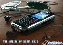 3DsMax9打造超仿真手机模型