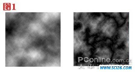 云彩效果的渲染