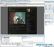体验Adobe Dreamweaver CS3新特性