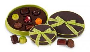 七款经典国外巧克力包装设计欣赏