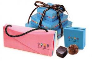 设计师米勒优秀巧克力包装设计欣赏