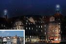 ps快速把城市建筑照片转为夜景效果