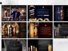 扎克·麦卡洛精彩酒类网站界面设计作品