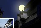 ps打造漂亮的月色美图特效