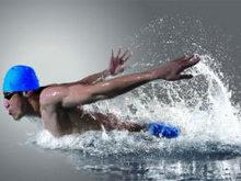 游泳运动人物高清图片