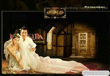 伊利莎PSD婚纱模板(8)