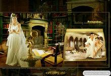 伊利莎PSD婚纱模板(6)