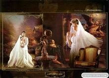 伊利莎PSD婚纱模板(4)