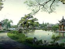 景观效果图高清图片