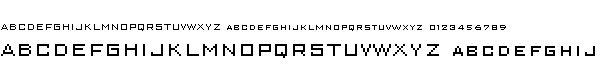 superkarcher字体