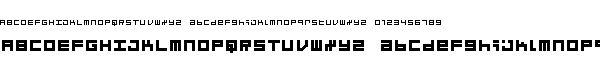 micro字体