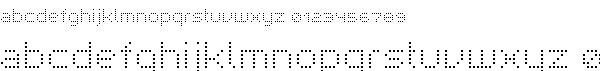 superpoint字体
