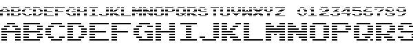 insert_coin_scan字体