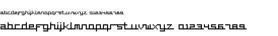 supercar字体