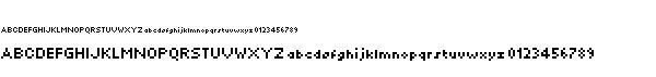 MiniKylie字体
