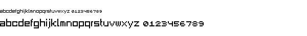 square_dance字体