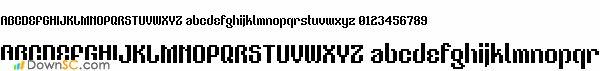 V5Eastergothic15px字体