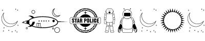 外星人符号字体(rangers ray rockete)