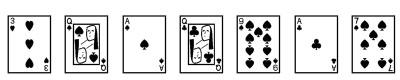 扑克字体(Playing_CARDS)