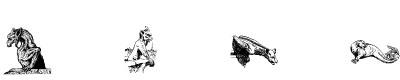国外的龙(Gargoyles)