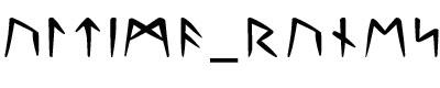 古文字(Ultima Runes)
