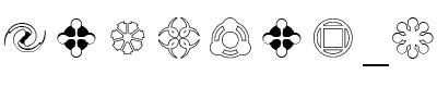 圆形对称图(curious device)