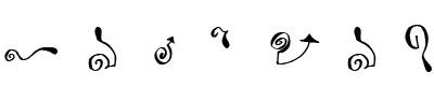 奇怪的符号(polywog)