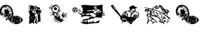 运动字体(sportzs)