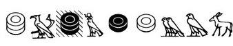 古代图案字体(draughts_Utrecht)