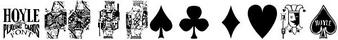 图案字游戏字体27款