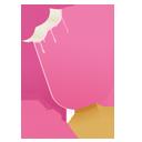 ice-cream-pink 雪糕