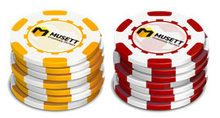 赌场筹码PNG图标
