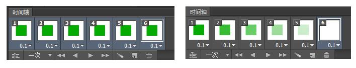 cs6动画帧