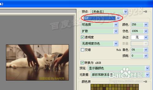 如何给GIF动态图片添加水印
