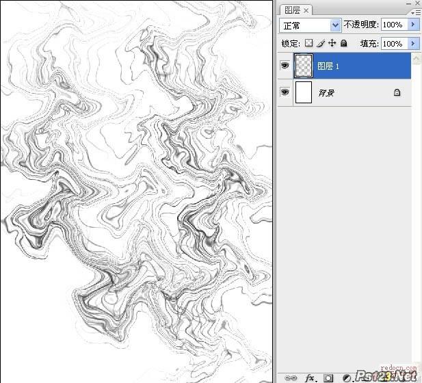 PS滤镜打造水墨效果 飞特网 PS滤镜教程