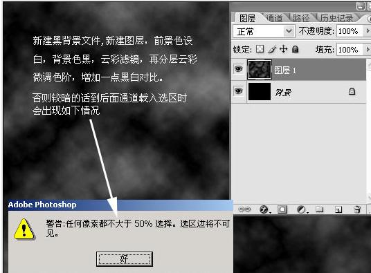 PS滤镜打造宇宙爆炸场景 飞特网 PS滤镜教程